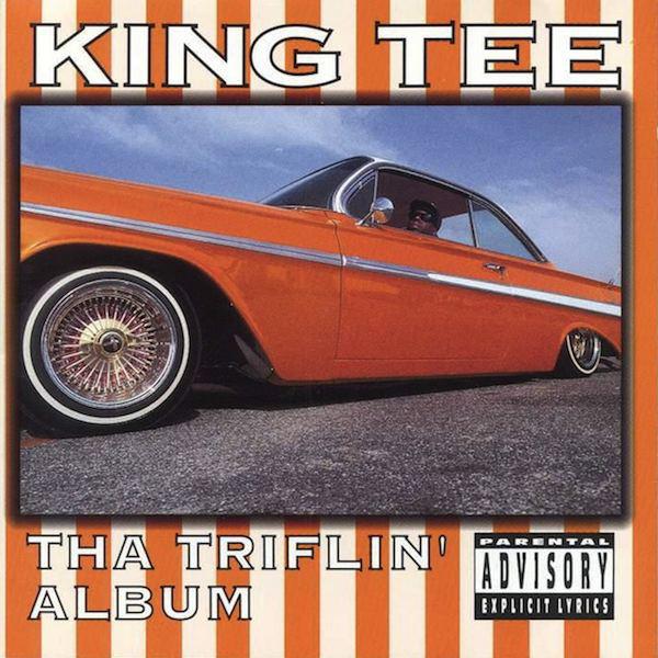 #VitalFactz: 27th Anniversary - King Tee (Tha Triflin' Album)