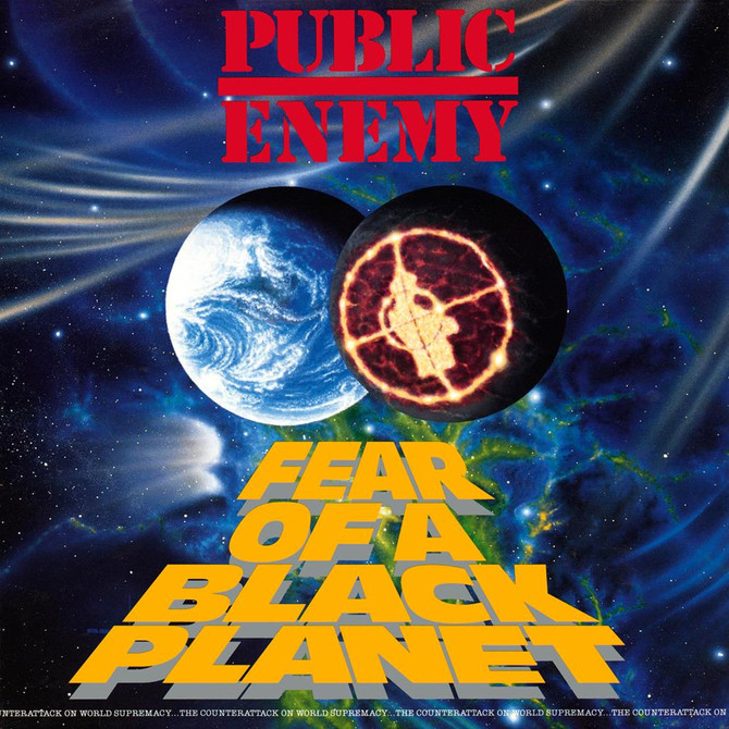 #VitalFactz: 31st Anniversary - Public Enemy (Fear Of A Black Planet)