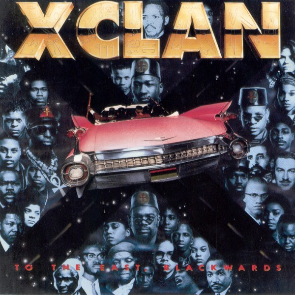 #VitalFactz: 28th Anniversary - X Clan (To The East, Blackwards)