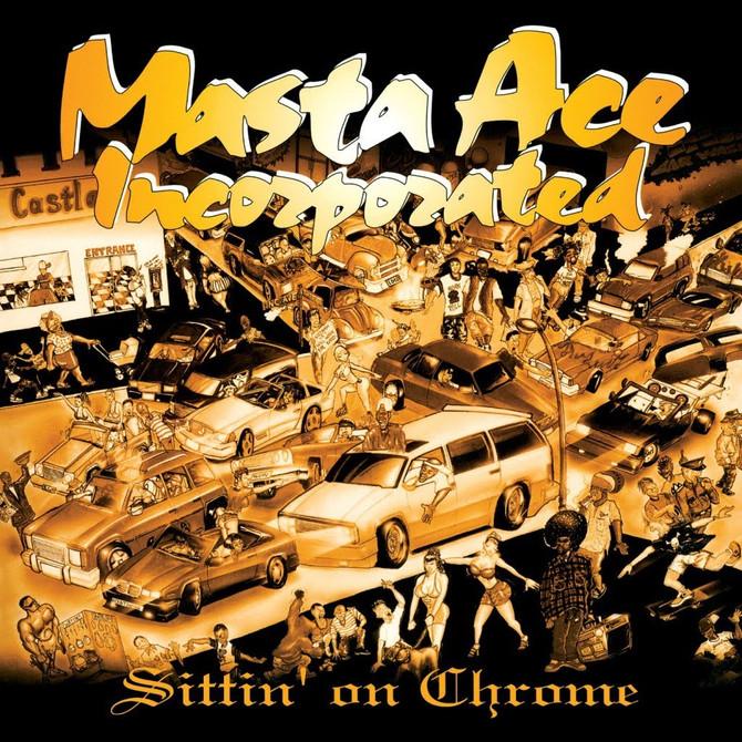 #VitalFactz: 23rd Anniversary - Masta Ace Incorporated (Sittin' On Chrome)