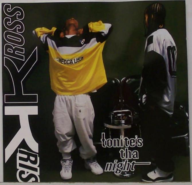 #VitalFactz: 5 Weeks At #1 - Kris Kross (Tonite's Tha Night)