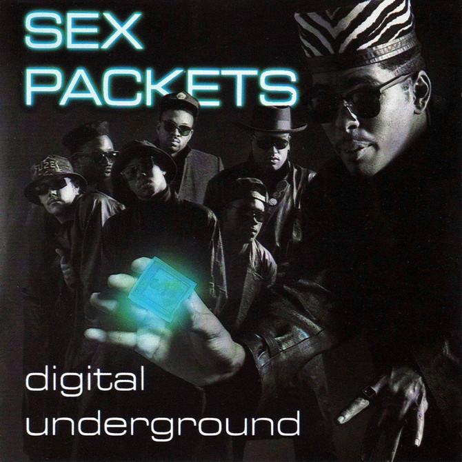 #VitalFactz: 31st Anniversary - Digital Underground (Sex Packets)