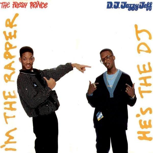 #VitalFactz: 33rd Anniversary - DJ Jazzy Jeff & The Fresh Prince (He's The DJ, I'm The Rapper)