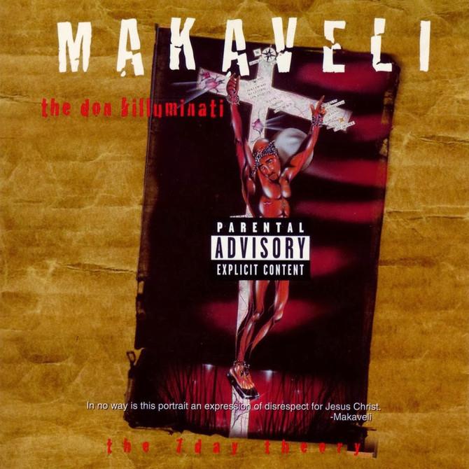 #VitalFactz: 24th Anniversary - Makaveli a.k.a. Tupac Shakur (The Donkilluminati: The 7 Day Theory)