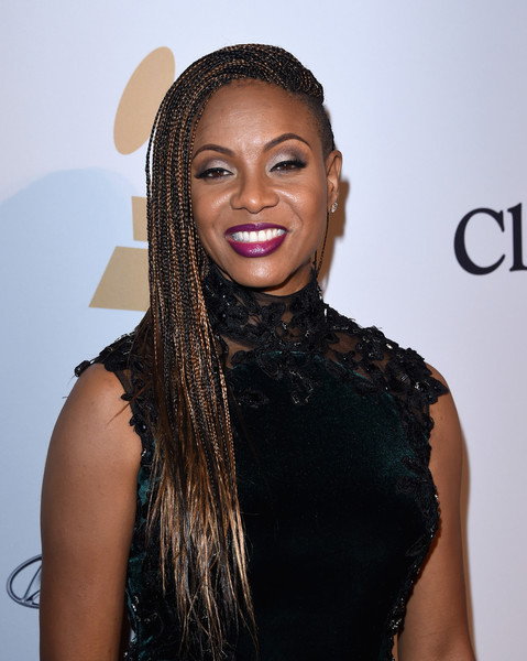 Current picture of MC Lyte