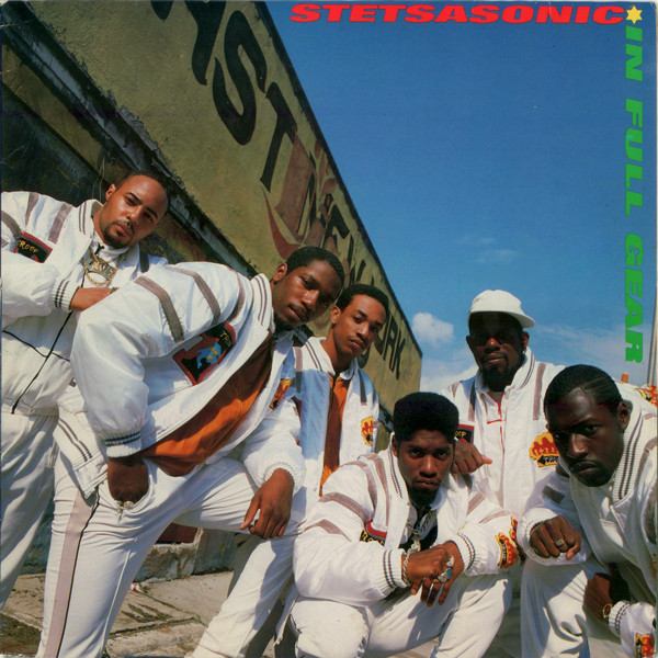 #VitalFactz: 32 Anniversary - 32nd Anniversary - Stetsasonic (In Full Gear)
