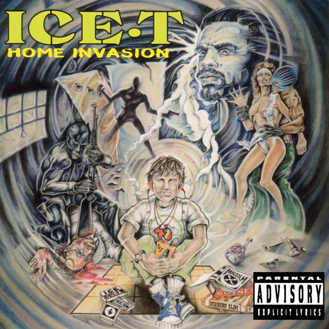 #VitalFactz: 28th Anniversary - Ice T (Home Invasion)