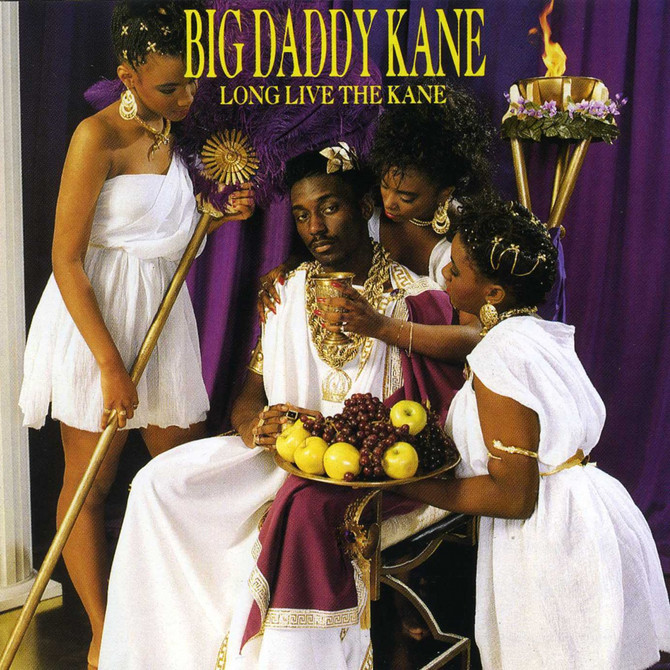 #VitalFactz: 32nd Anniversary - Big Daddy Kane - (Long Live The Kane)