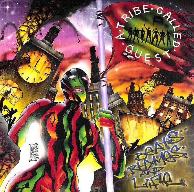 #VitalFactz: 23rd Anniversary - A Tribe Called Quest (Beats, Rhymes & Life)