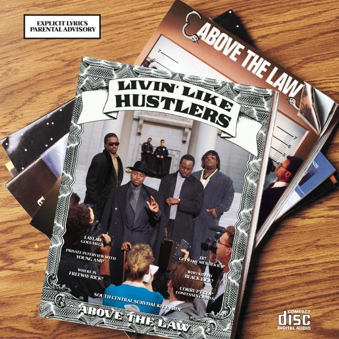 #VitalFactz: 31st Anniversary - Above The Law (Livin' Like Hustlers)