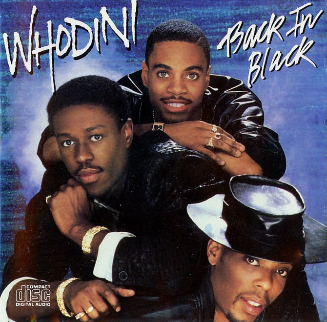 #VitalFactz: 35th Anniversary - Whodini (Back In Black)