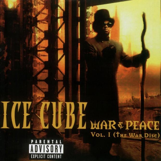#VitalFactz: 21st Anniversary - Ice Cube (War & Peace Vol. 1: The War Disc)