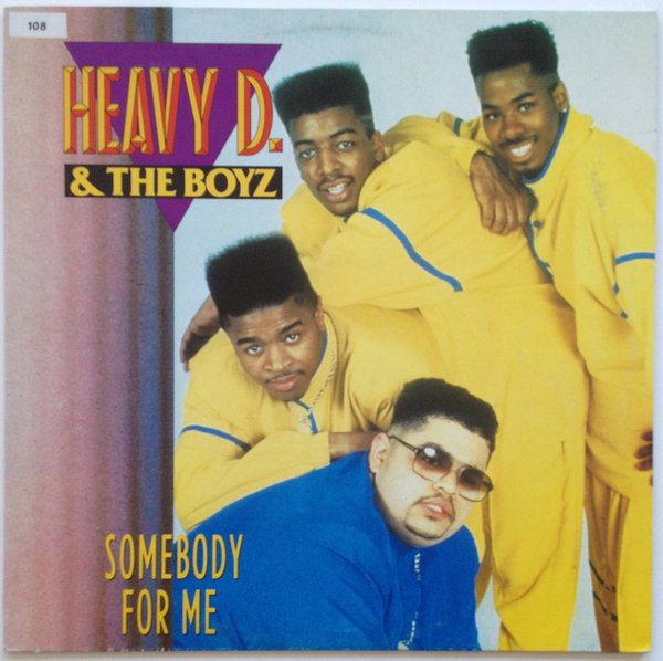 #VitalFactz: Chart Topper - Heavy D & The Boyz (Somebody For Me)