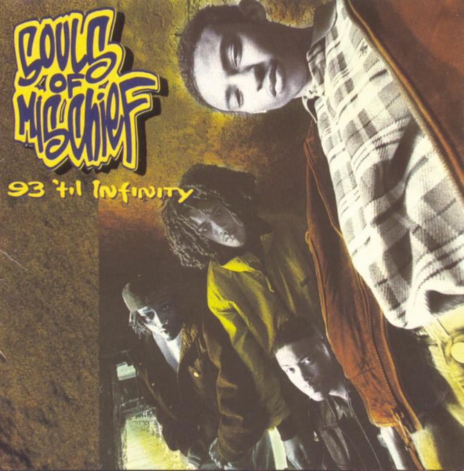 #VitalFactz: 28th Anniversary - Souls Of Mischief (93 'Til Infinity)
