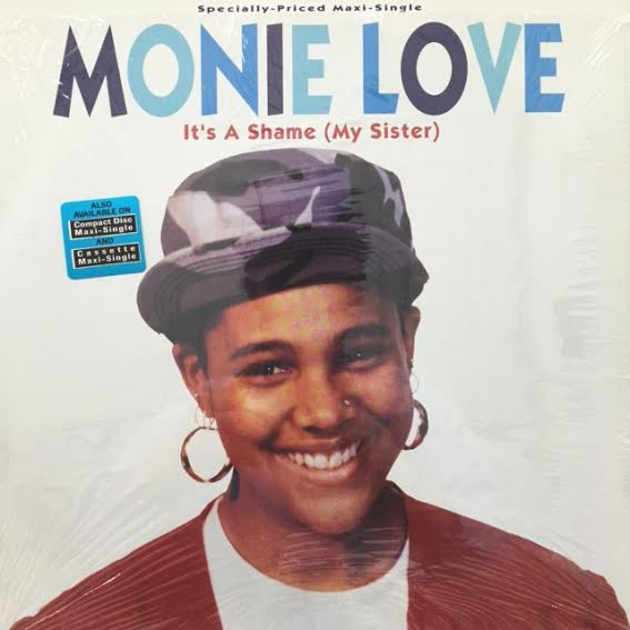 #VitalFactz: Monie Love - It's A Shame (2 weeks at#1)