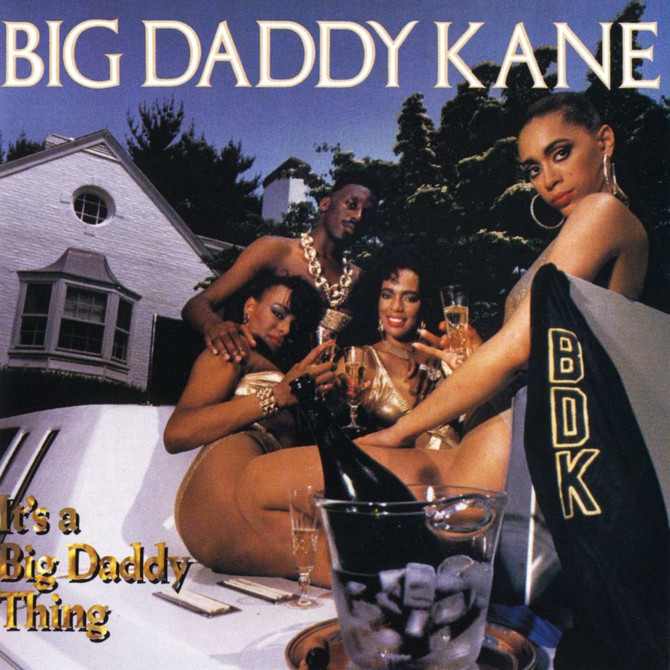 #VitalFactz: 31st Anniversary - Big Daddy Kane (It's A Big Daddy Thing)
