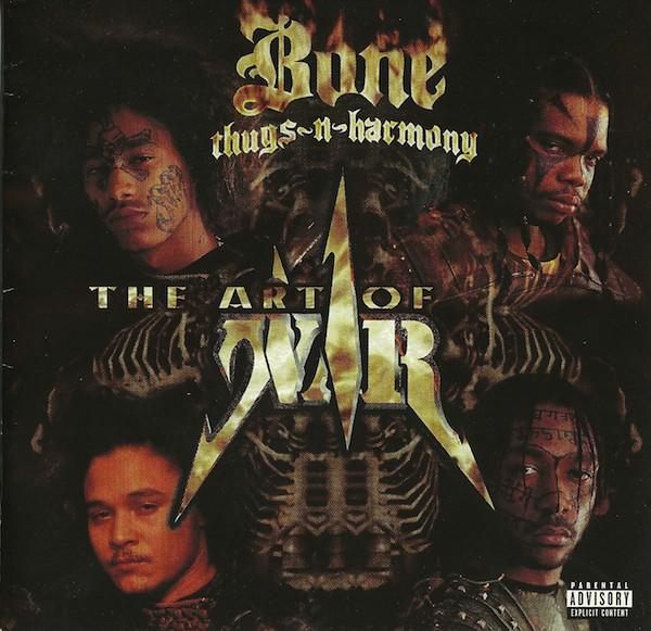 #VitalFactz: 23rd Anniversary - Bone Thugs-N-Harmony (The Art Of War)