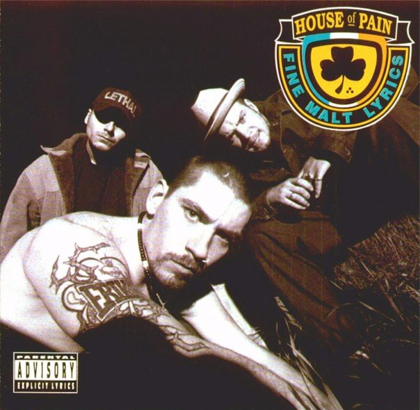 #VitalFactz: 28th Anniversary - House Of Pain (Fine Malt Lyrics)
