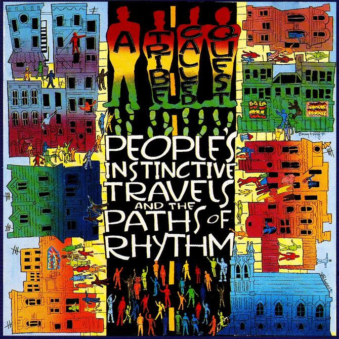#VitalFactz: 31st Anniversary - ATCQ (People's Instinctive Travels & The Paths Of Rhythm)