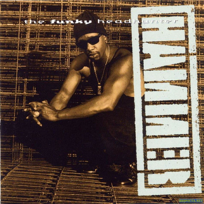 #VitalFactz: 27th Anniversary - Hammer (The Funky Headhunter)