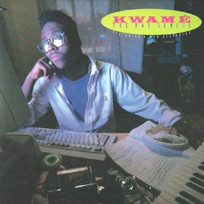 #VitalFactz: 32nd Anniversary - Kwame (Kwane The Boy Genius: Featuring a New Beginning)