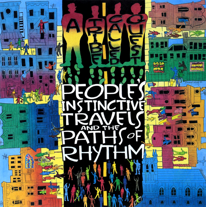 #VitalFactz: 28th Anniversary - A Tribe Called Quest (People's Instinctive Travels and the Paths