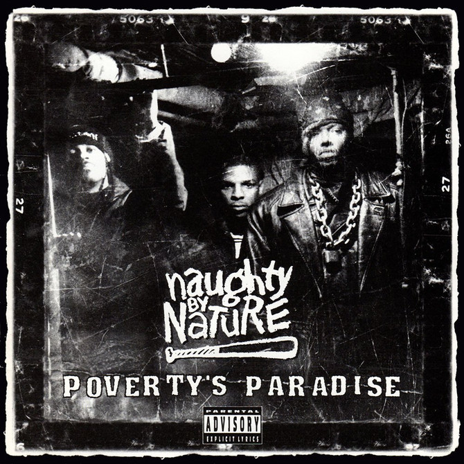 #VitalFactz: 25th Anniversary - Naughty By Nature (Poverty's Paradise)