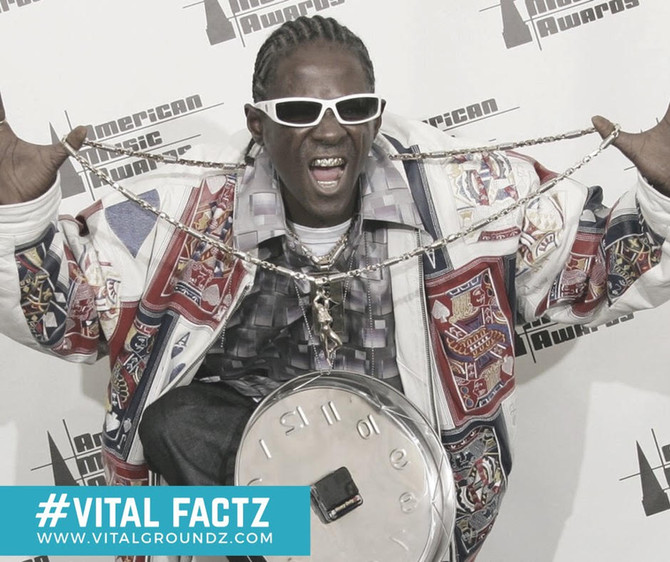 #VitalFactz: Happy Birthday - Flavor Flav