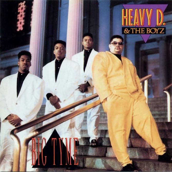 #VitalFactz: 31st Anniversary - Heavy D & The Boyz (Big Tyme)