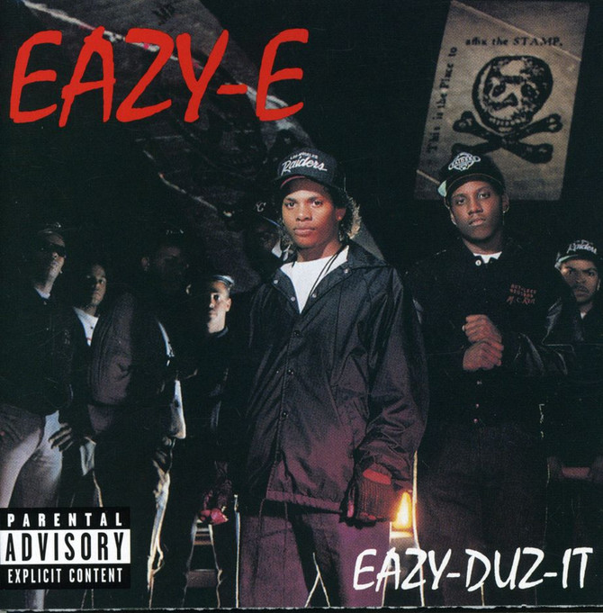 #VitalFactz: 32nd Anniversary - Eazy E (Eazy-Duz-It)