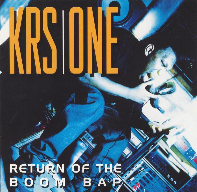 #VitalFactz: 24th Anniversary - KRS One - (Return Of The Boom Bap)