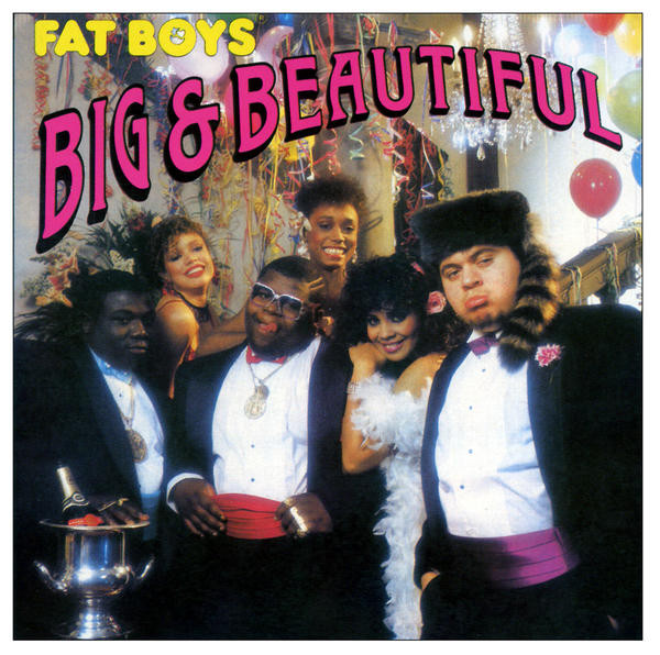 #VitalFactz: 35th Anniversary - The Fat Boys (Big & Beautiful)