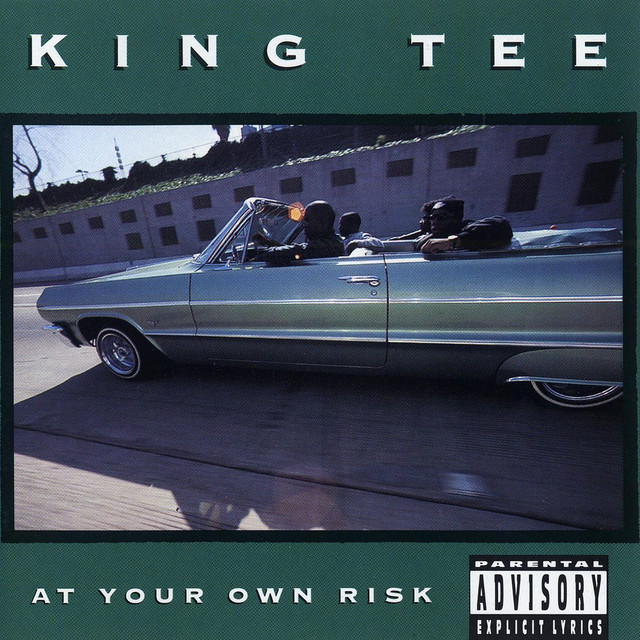 #VitalFactz: 31st Anniversary - King Tee (At Your Own Risk)