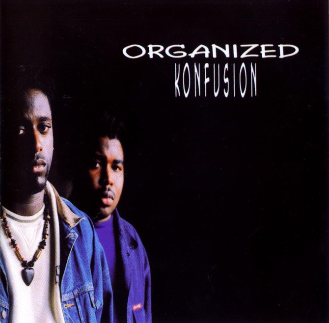 #VitalFactz: 28th Anniversary - Organized Konfusion (Debut Album)
