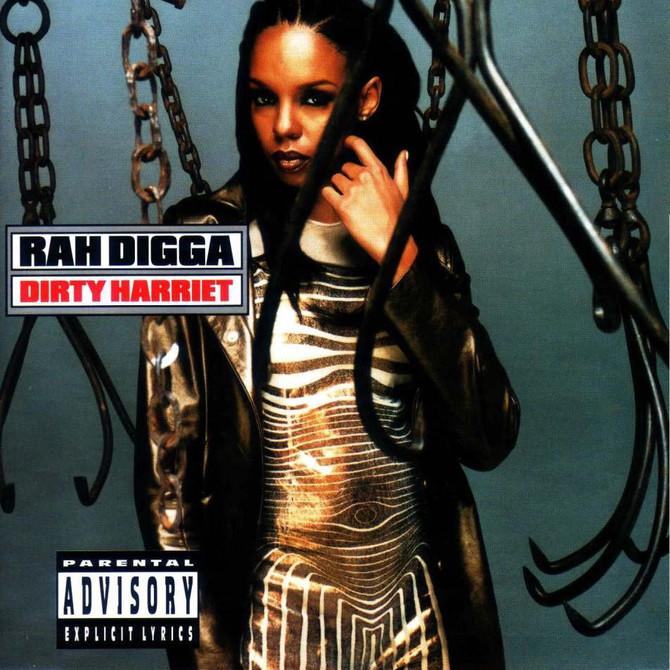 #VitalFactz: 21st Anniversary - Rah Digga (Dirty Harriet)