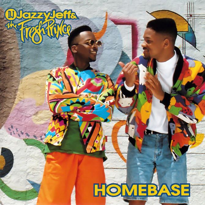 #VitalFactz: 29th Anniversary - DJ Jazzy Jeff & The Fresh Prince (Homebase)