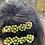 Thumbnail: Green Roses Hair Clips