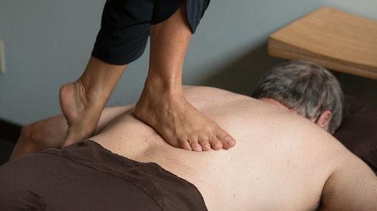 Ashiatsu Massage - 45 mins