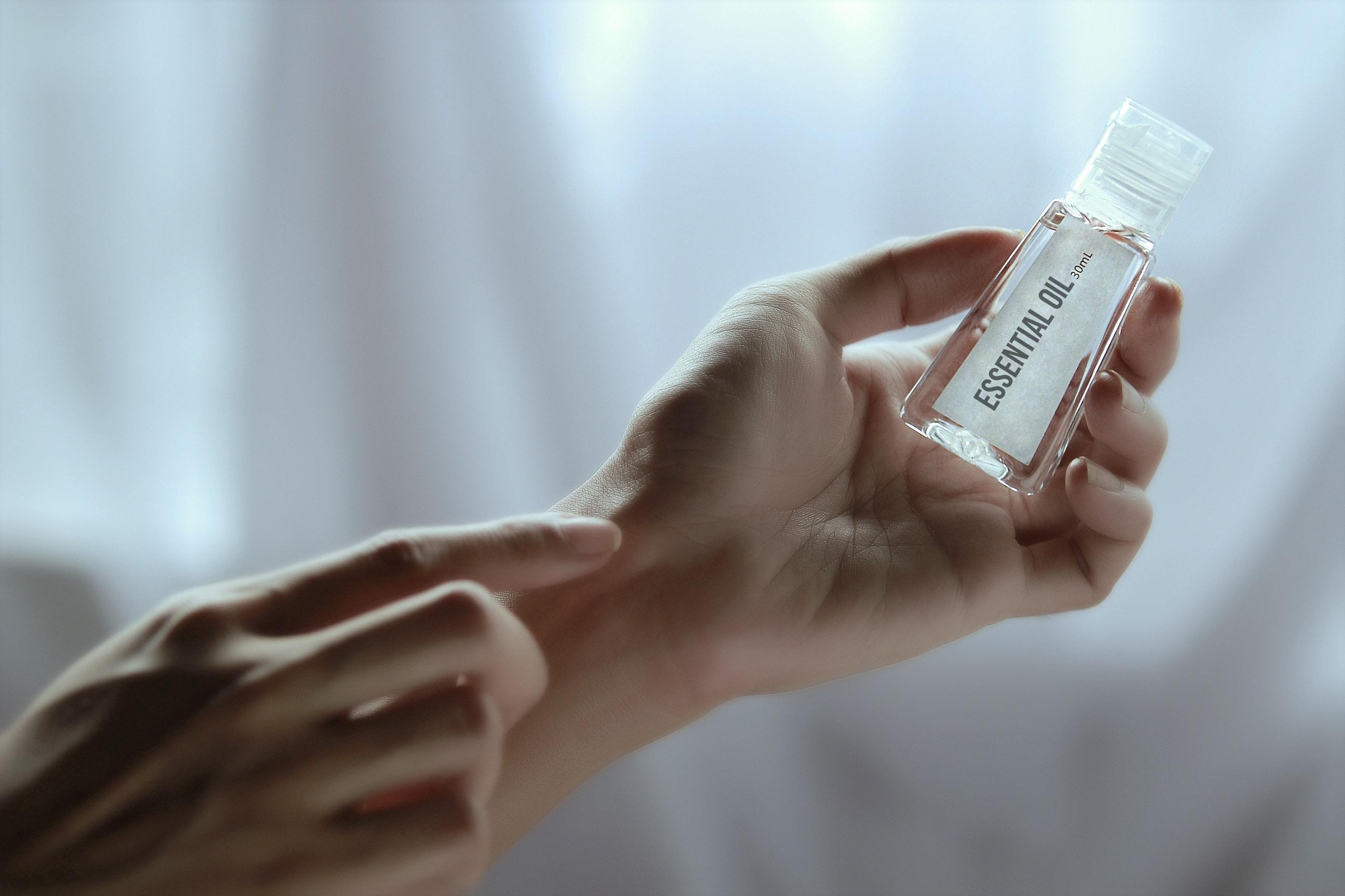 Aromatherapy Massage - 45 mins
