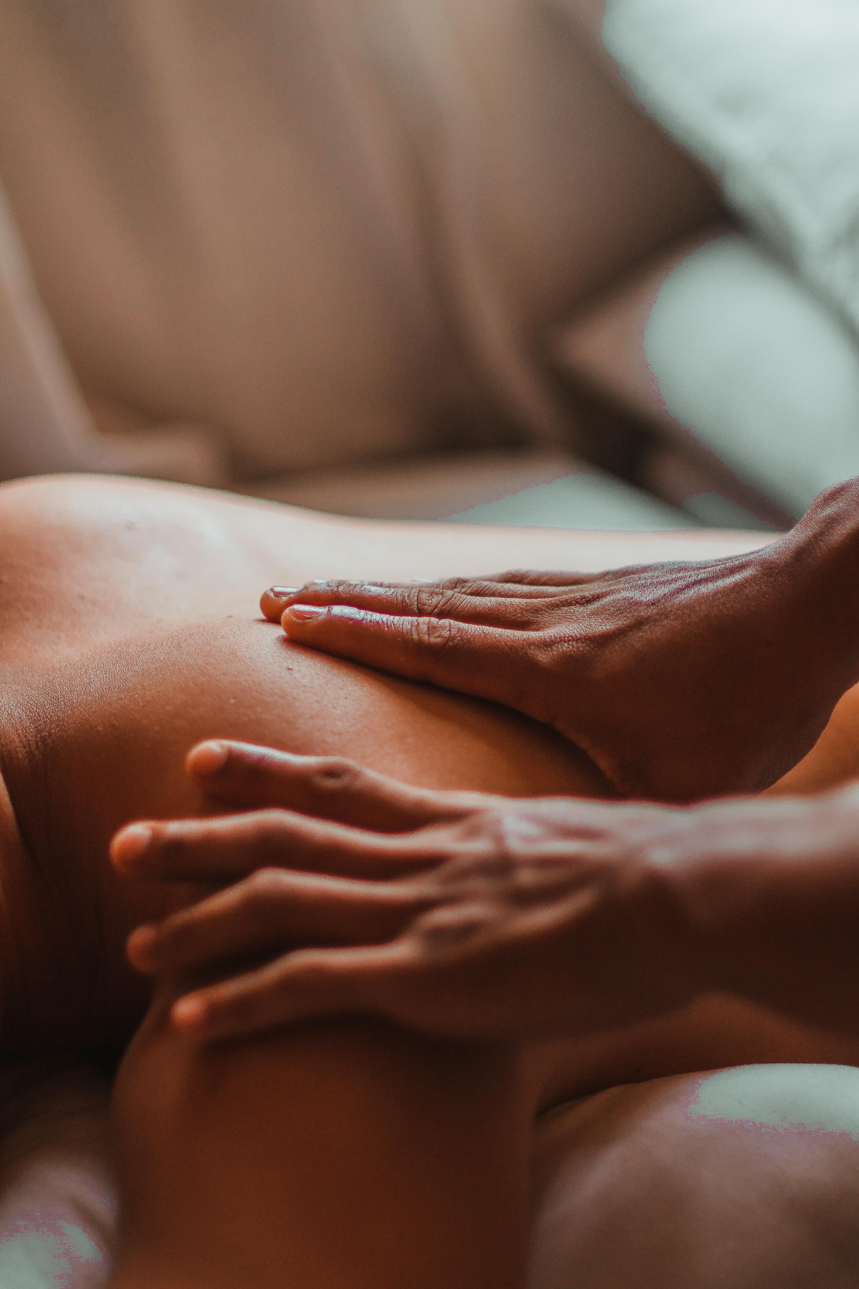 Shiatsu Massage - 45 mins