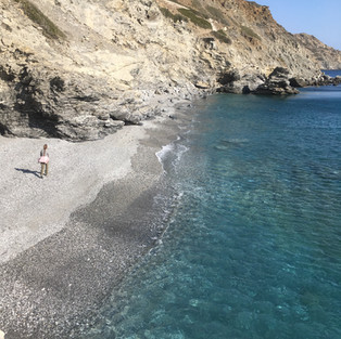 La plage de Mouros