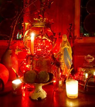 Noël au Jardin de la Cathédrale