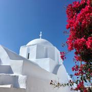 Une des nombreuses églises de Chora.