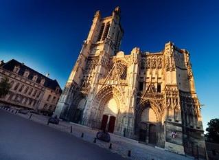 Le quartier de la Cité à Troyes