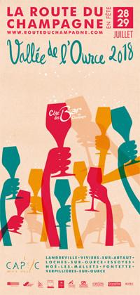 Route du Champagne, les 28 et 29 juillet