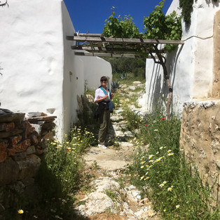 Le village de Stoumbos