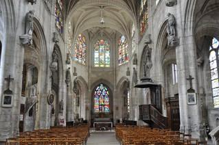 L'église Saint Jean au Marché