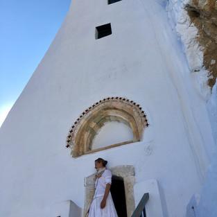 Le monastère de Chossoviotissa
