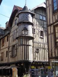 La Maison du Boulanger et la tourelle des Orfèvres