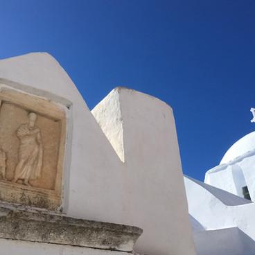 Le petit musée archéologique d'Amorgos